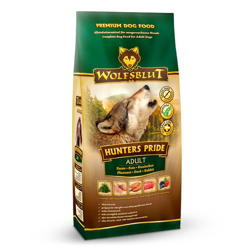 15 kg | Wolfsblut | Hunters Pride Adult | Trockenfutter | Hund