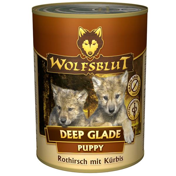 12 x 200 g | Wolfsblut | Deep Glade Puppy | Nassfutter | Hund