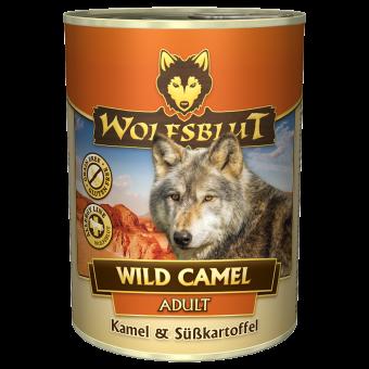 12 x 200 g | Wolfsblut | Wild Camel Adult | Nassfutter | Hund